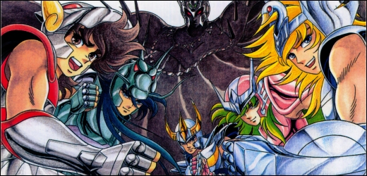 Saint Seiya - Anime